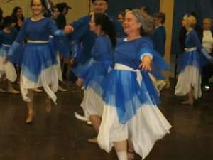 Arona-leading-Israeli-folk-dance-line-at-MN-State-Fair